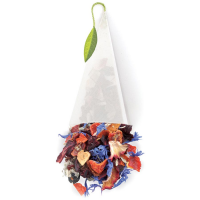 Tea Forte Blueberry Merlot Herbal Tea Infusers - 48 Infuser Event Box