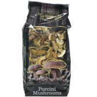 Italian Porcini Mushrooms (Cepes) - First Choice - Dried - 1 lb
