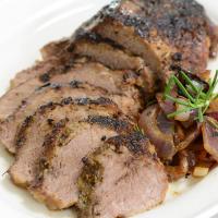 Iberico Pork Presa (Shoulder Steak) - 1 pack, 1 piece - 1.5 lbs