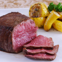 New Zealand Grass Fed Beef Tenderloin Steaks - 2 steaks, 6 oz ea