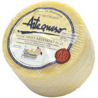 Manchego Cheese - Artisan D.O.P. - Aged 4 months - 2.2 lb wheel