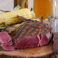 New Zealand Grass Fed Beef Rib Eye Steaks - 2 steaks, 10 oz ea