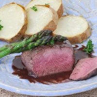 Venison Steak Medallions - 4 pieces, 4 oz ea