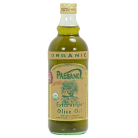 Paesano Unfiltered Organic Extra Virgin Olive Oil - 1 liter