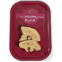 Fresh Duck Foie Gras Slices - Flash-Frozen - 2 slices - 1.2 oz each