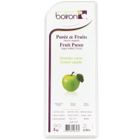 Green Apple Fruit Puree - 2.2 lbs container