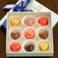 Leonidas Chocolates 9-Piece Signature Assortment - Blue Box