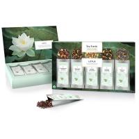 Tea Forte Lotus Loose Leaf Tea Single Steeps - 15 Single Steep Pouches