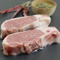 Iberico Pork Chop, Bone In - Chuletero Iberico - 2 pieces, 0.25 lbs each