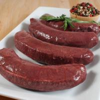 Boudin Noir (Blood Sausage) - 4 Links - 1.1 lbs - 4 links