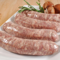 Toulouse Sausage for Cassoulet - 1.1 lbs