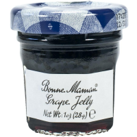 Bonne Maman Grape Jelly - Mini Jars - 15 count 1 oz mini jars