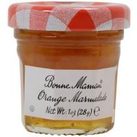 Bonne Maman Orange Marmalade - Mini Jars - 15 count 1 oz mini jars