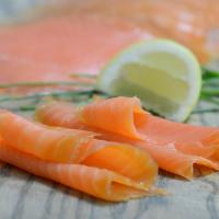 Norwegian Smoked Salmon Trout Superior Sliced - 4 oz