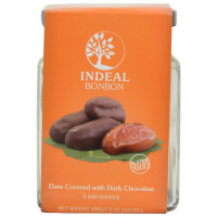 Chocolate Covered Dates - 2.1 oz - 5 pieces