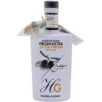 Organic Blend Extra Virgin Olive Oil - 8.5 fl oz bottle