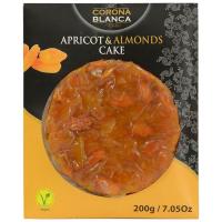 Apricot and Almonds Cake - 4.4 oz cake