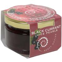 Black Currant Juice Pearls - 4 oz jar