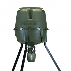 Moultrie Deer Feeder Unlimited Tripod 30-Gallon thumbnail