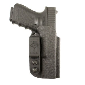 #137 SLIM-TUK IWB KYDEX HOLSTER FOR S&W M&P SHIELD 9/40 BLK AMBI thumbnail
