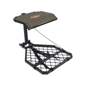 Millennium M60U Ultralite Hang-On Tree Stand Includes Safe-Link 35' Safety Line thumbnail