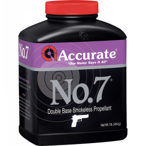Accurate No. 7 Handgun Powder 1 lbs thumbnail