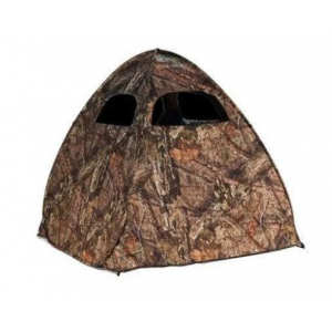 """HME 1-Person Spring Steel 50 Pop-Up Ground Blind 45x34x54"""" - JM Camo thumbnail"""