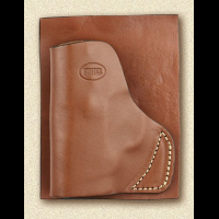 Hunter Leather POCKET HOLSTER BODYGUARD with LIGHT