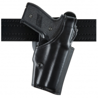 "Safariland Beretta 92FC Compact ""Top Gun"" Level I Retention Holster, Mid-Ride, Right Hand, Plain Black"