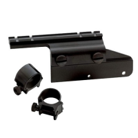 Weaver Converta-Mount (Scope Rings & Bracket) See-Under Style for Mossberg 500