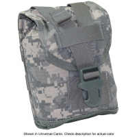 Eagle Molle Style 1 Qt. Canteen Pouch with Insulated Liner Universal Camo
