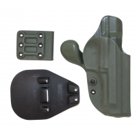 GCode Combo Retention Holster for Beretta 92FS Belt Loop & Paddle Right Hand Foliage Green