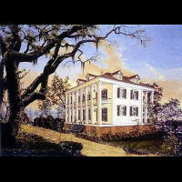 Hall & Johnston Southern Charm Print - 18 X 24