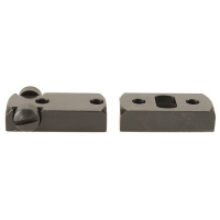 Weaver 2-Piece Grand Slam Steel Dovetail Scope Base - Browning A-Bolt LA/SA - Black