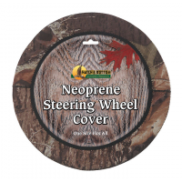 Hatchie Bottom Neoprene Steering Wheel Cover - Mossy Oak Break-Up