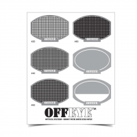Birchwood Casey Off-Eye Optical Lens Filters-Assorted Fit Kit
