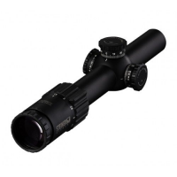 REFURBISHED Steiner Military Tactical Rifle Scope - 1-4x24mm Illuminated DM1 Reticle