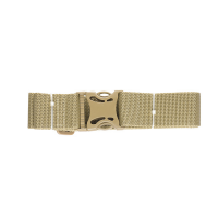 """G-Outdoors 2"""" Heavy Duty Web Belt 2"""" with ABS Buckle - 28""""-52"""" Tan"""