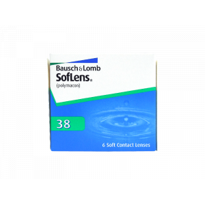 Soflens 38 Monthly Disposable Contact Lenses