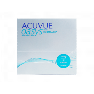 Acuvue Oasys 1 Day with Hydrahluxe 90 Pack