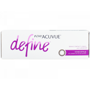 1 Day Acuvue Define Natural Shine  with LACREON 30 Pk