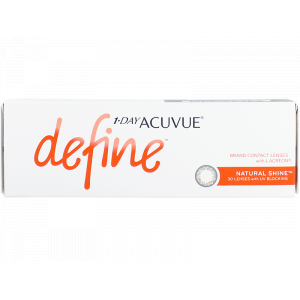 1 Day Acuvue Define Vivid Style with LACREON 30 Pk