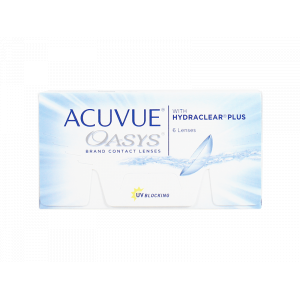 Acuvue Oasys Weekly Disposable Contact Lenses