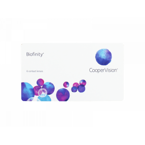 Biofinity Monthly Disposable Contact Lenses