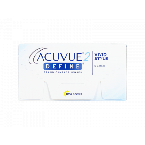 Acuvue 2 Define Vivid Style Weekly Contact Lenses
