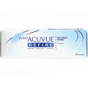 1 Day Acuvue Define Natural Shine Daily Contacts
