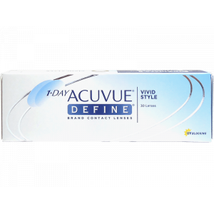 1 Day Acuvue Define Vivid Style Daily Contact Lenses