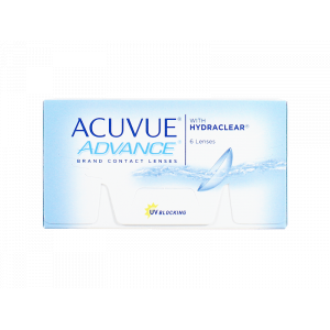 Acuvue Advance Weekly Contact Lenses