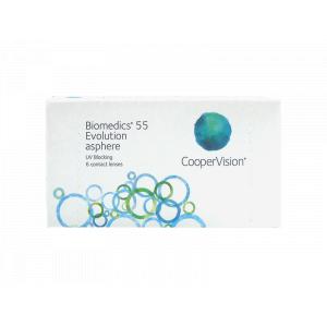 Biomedics 55 Weekly Contact Lenses