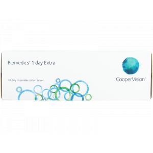 Biomedics 1 Day Extra Daily Contact Lenses